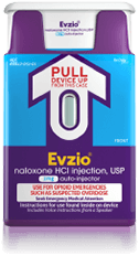 Evzio Pull Up Device