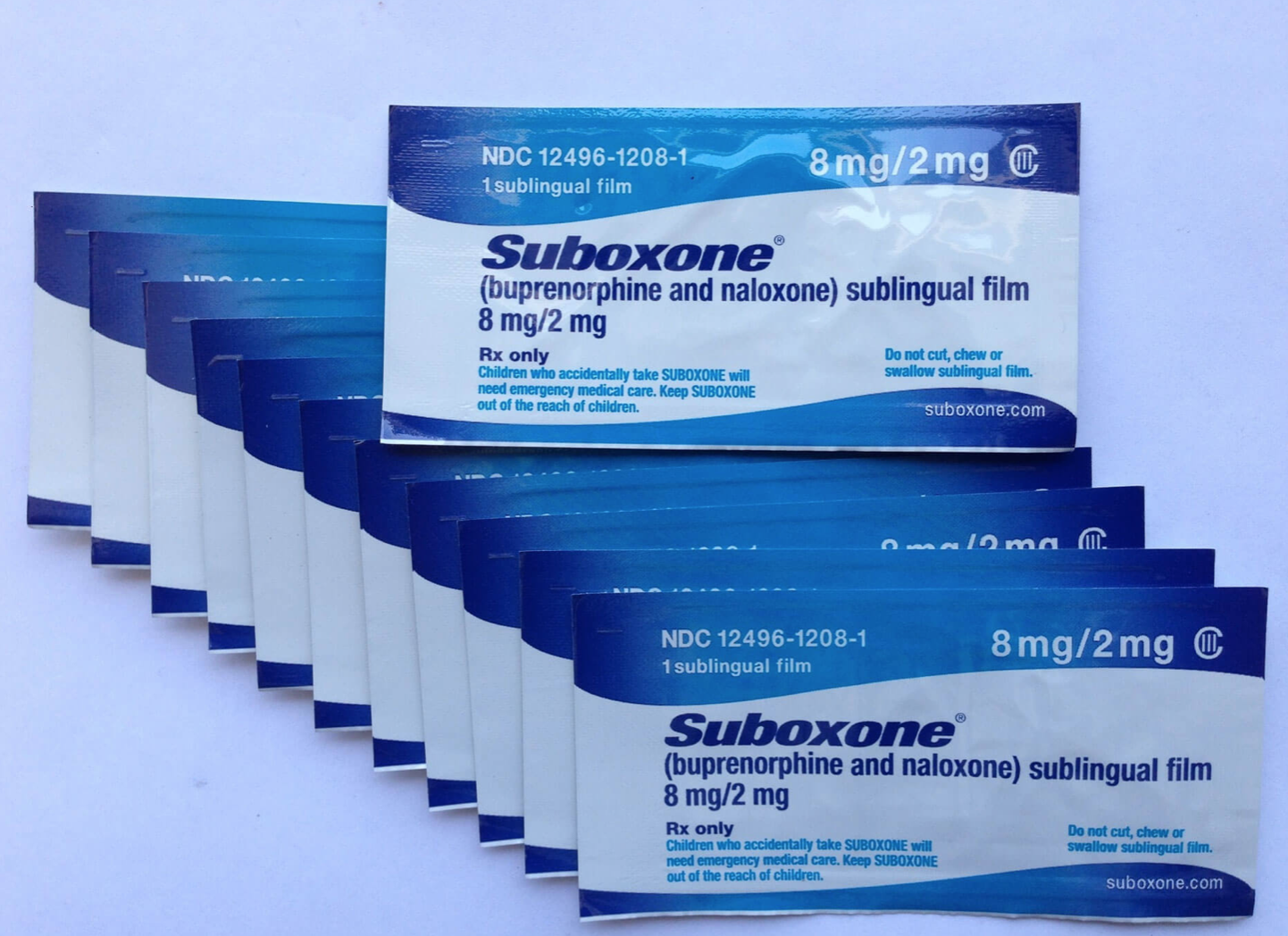 Suboxone for opiate addiction